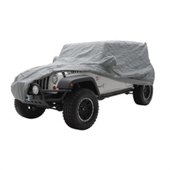 Smittybilt 830 Jeep Cover