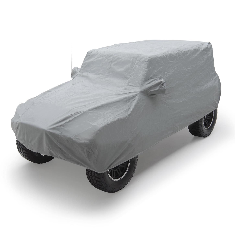 Smittybilt 835 Jeep Cover