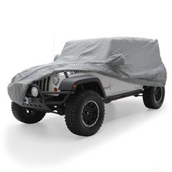 Smittybilt 835 Jeep Cover