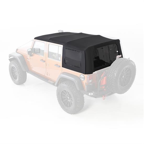 Smittybilt 9076235 Replacement Soft Top