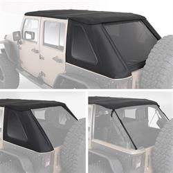 Smittybilt 9083235 Bowless Combo Top W/Tinted Windows