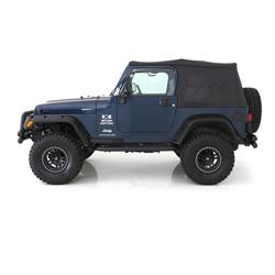 Smittybilt JN460-S2T Sure Step Side Bar