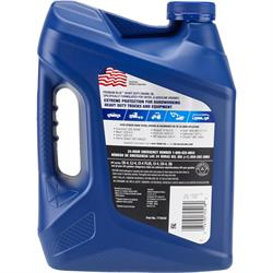 Valvoline 774038 Premium Blue Diesel Engine Oil, 5W40, 1 Gallon