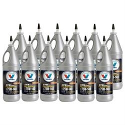 Valvoline VV982 Synpower Synthetic Gear Oil, 75W140, 12 Quart