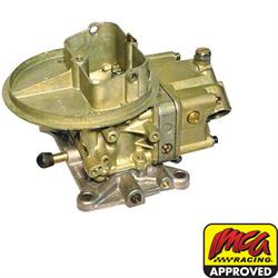Willys Carbs WCD44120 500 CFM 2-Barrel Racing Carburetor