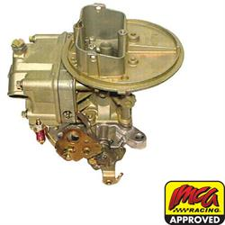 Willys Carbs WCD80787-2 Racing 2 Barrel Carburetor, 350 CFM