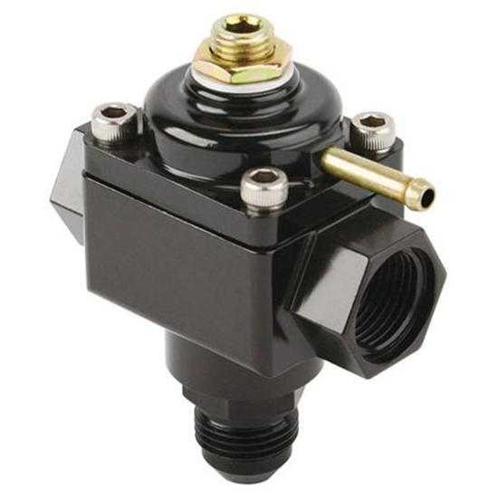 Willys Carbs WCD891 Alcohol Fuel Pressure Regulator