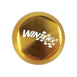 Winters Performance 3749-01 D-Mount Hubcap