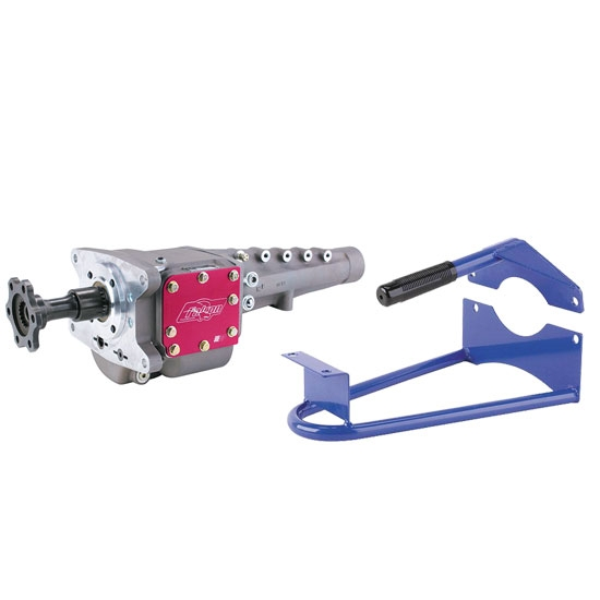 Falcon Racing Transmission with Free Transmission Stand