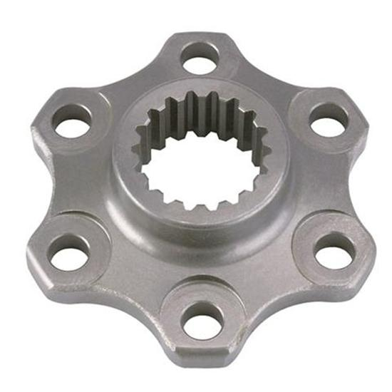 Falcon Transmission 62349-18 Steel Drive Flange, Small Block Ford