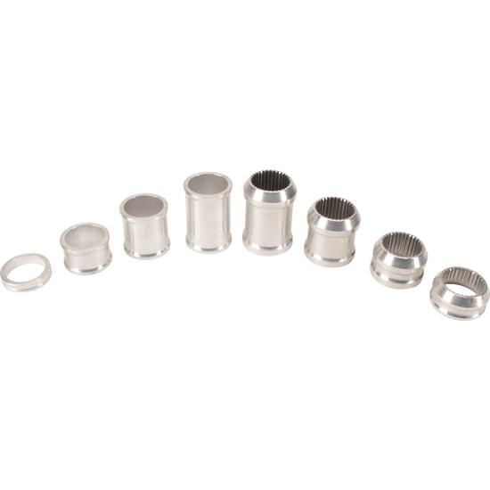 M&W MSK100 Midget Axle Spacer Kit, 31 Spline