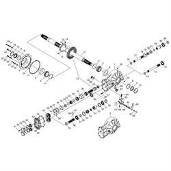 Winters Performance 7177N Pro-Eliminator Nylon Locknut, 7/16 Inch-20