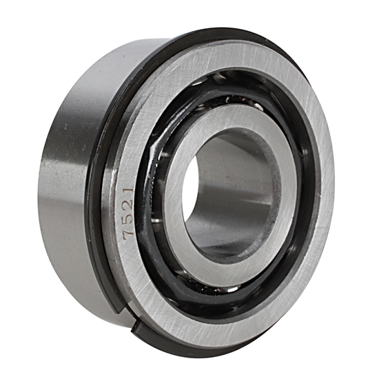 Winters Performance 7521 Double Row Ball Bearing w/ Snap Ring