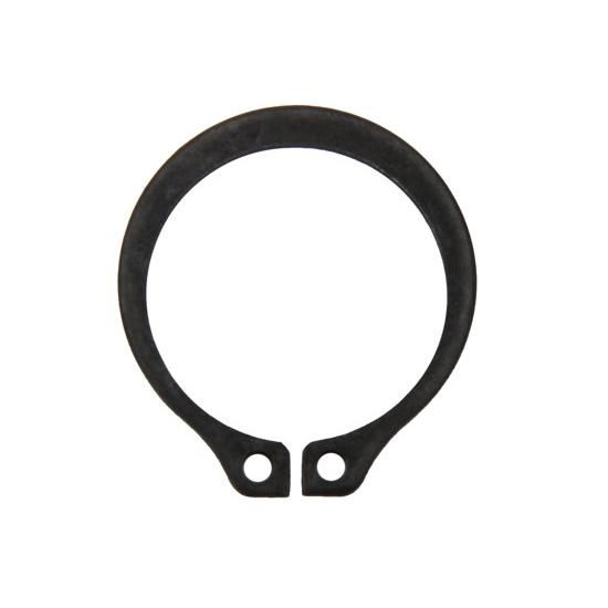 Metal Rings On Steering Wheel Of L