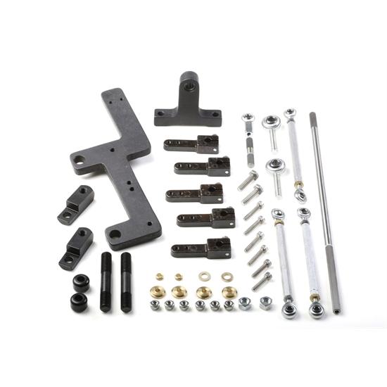 Weiand 7166 Supercharger Carburetor Linkage Kit Ebay