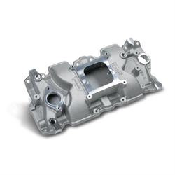 Weiand 7547-1 IMCA Approved Small Block Chevy Manifold