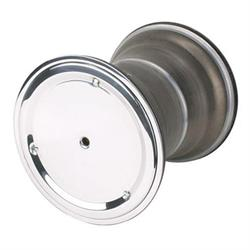 Weld Wide 5 HS Wheel W/ Outer Beadlock & Cover, 15 x 14, 5In Back