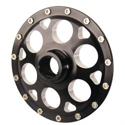 Weld Racing Sprint Midget Magnum 31-Spline Wheel Center, Black