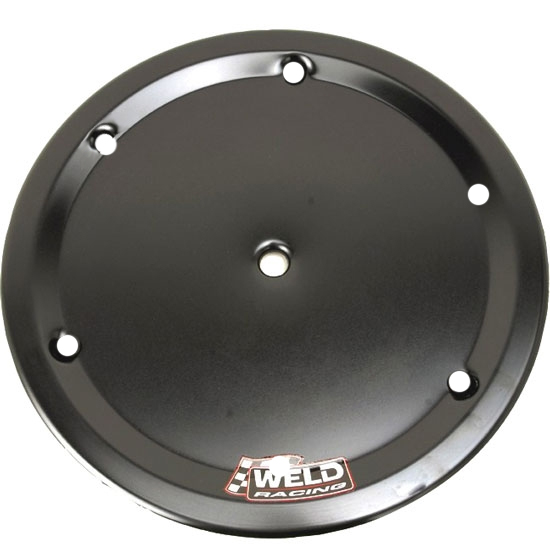 "BLACK 15"" 6BOLT WHEEL COVER"