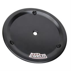 Weld Racing P650-4314ABC Black Anodized Wheel Cover, Sprint or Wide-5
