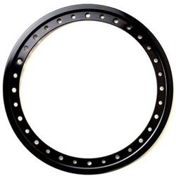 Weld Racing 9605B-5275 Black Weld Lock Ring, No Cover