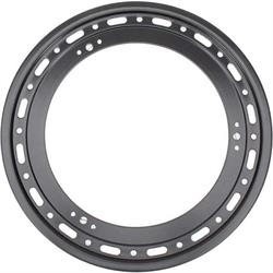 Weld Racing P650B-5314 Black Beadlock Ring for Cover
