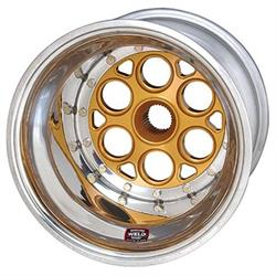 Weld Racing 734-30833 13x8 Wheel, 3 Inch Offset - Inner Beadlock
