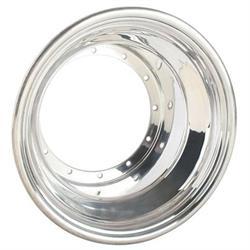 Weld P857-5814 15 Inch Wheel Outer Half, 15x8-1/4, Non-Beadlock