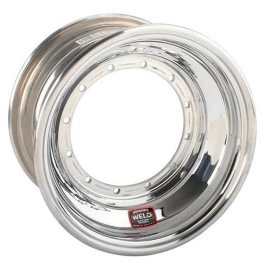"Weld Racing Direct Mount 10x6 Front Wheel -Non Beadlock,3"" Offset"