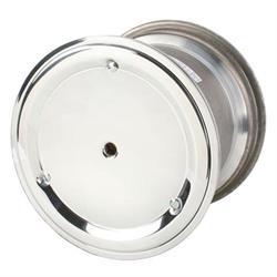 Weld 13 x 7, 3 Inch Offset, Direct Mount Midget Front Wheel Cover