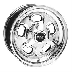 Weld Racing 93-46346 Rodlite Wheel, 14 X 6, 3-1/2 Inch Backspace