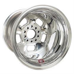 Weld Racing 93-510348 Rodlite Wheel, 15 X 10, 4-1/2 Inch Backspace