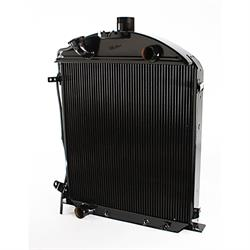Walker B-C-487-1 Cobra 1928-1929 Ford Model A Radiator for Ford Engine