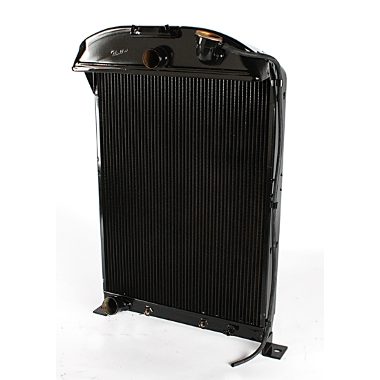 Walker B-C-498-1 Cobra 1933-1934 Ford Radiator for Ford Engine
