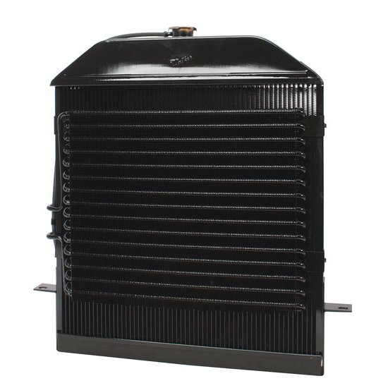 Walker B-C-Ac497-1 Cobra Ford 39 DL/40 All Radiator/Condser Ford V8