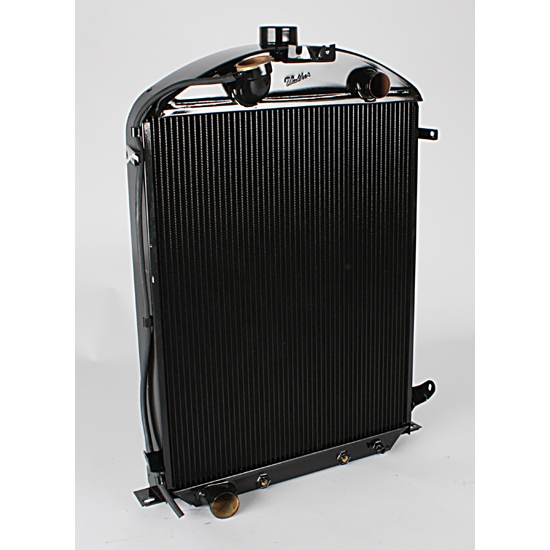 Walker B-Z-487-2 Z-Series 1930-1931 Ford Model A Radiator-Ford Engine