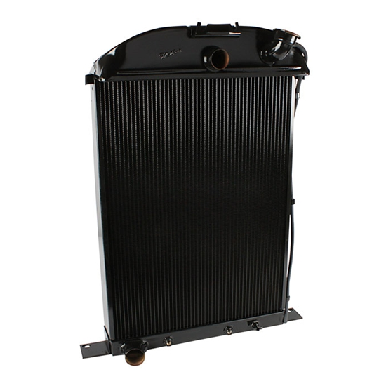 Walker B-Z-494-1 Z-Series 1936 Ford Radiator for Ford Engine