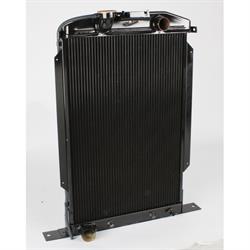 Walker B-Z-495-1 Z-Series 1937-1939 Ford Engine Standard Radiator