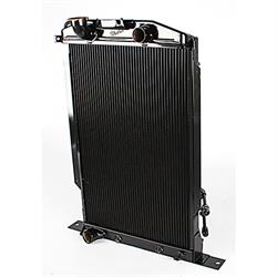 Walker B-Z-Ac495-1 Z-Series 37-39 Ford Radiator, Condenser-Ford Engine