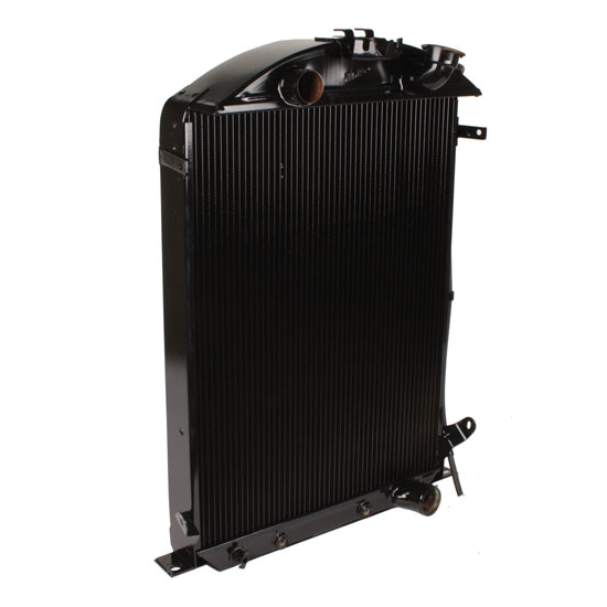 Walker C-491-2 Cobra 1932 Ford Radiator for Chevy Engine