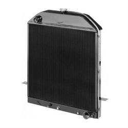 Walker C-497-1 1939 DL/1940 All/1941 PU Ford Cobra Radiator Chevy