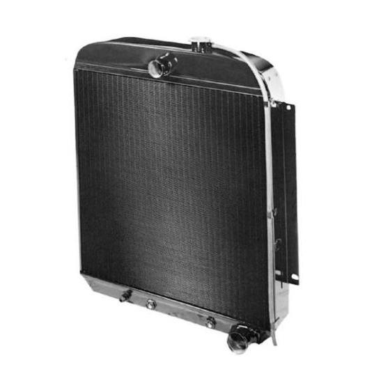 Walker C-513-1 Cobra 1946-1948 Chevrolet Radiator