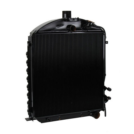 Walker C-Ac487-1 Cobra 28-29 Model A Radiator & Condenser-Chevy Engine