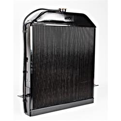 Walker Z-497-1 Radiator-Ford Chassis/Chevy Engine, 39 DL/40-41 Pickup