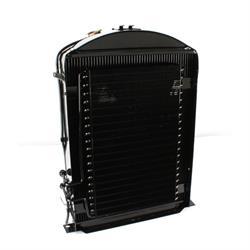 Walker Z-Ac491-2 Z-Series 32 Ford Radiator & AC Condenser-Chevy Engine