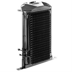Walker Z-AC495-1 Z-Series 37-39 Ford Radiator & Condenser-Chevy Engine