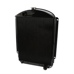 Walker Z-Ac504-1 Z-Series 1940-1941 Chevrolet Radiator w/ AC Condenser