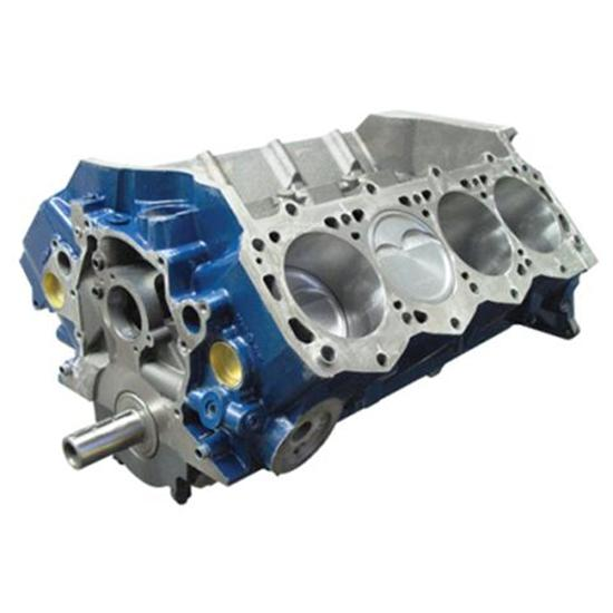 World 460 Small Block Ford Short Block Crate Engine