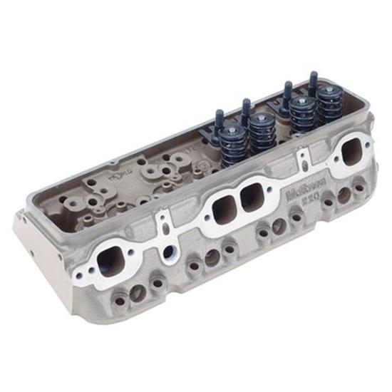 World Products Motown 220 Iron Cylinder Heads