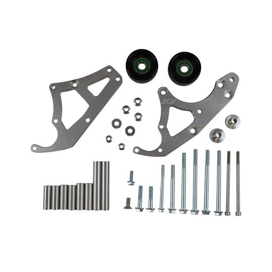 ICT Billet 551368 Alternator/PS Pump Bracket Accessory Kit, LT1